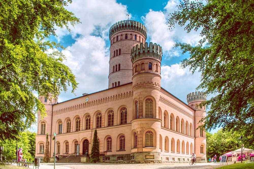 Jagdschloss Granitz - eines der beliebtesten Ausflugsziele