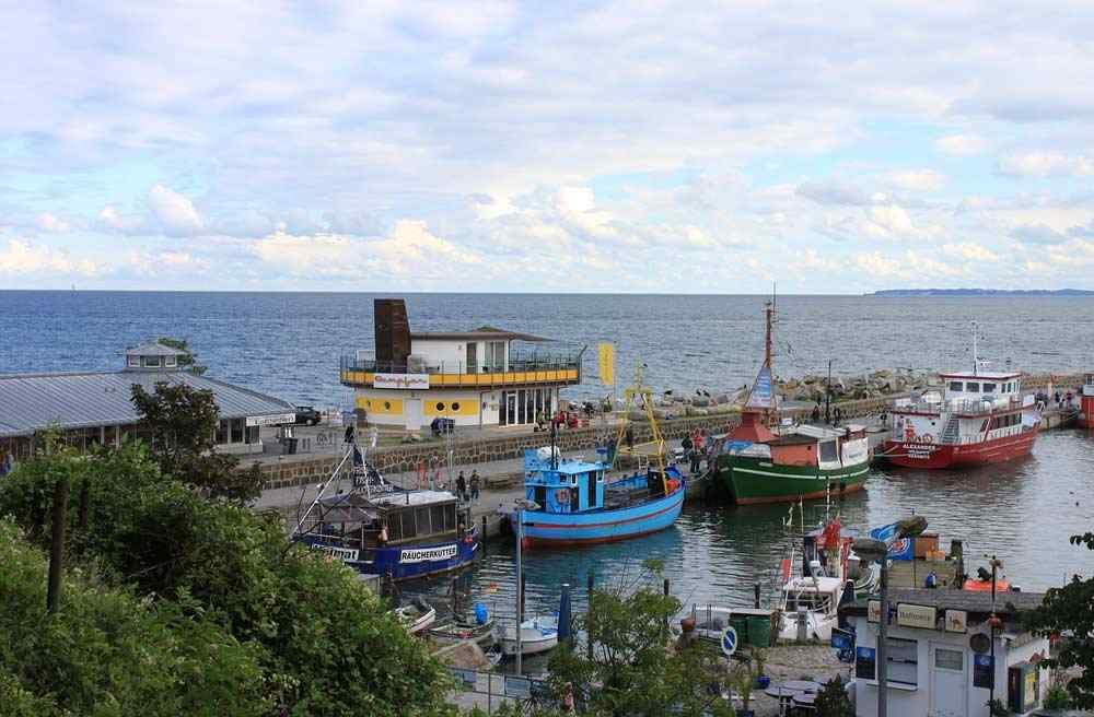Fischereihafen Sassnitz