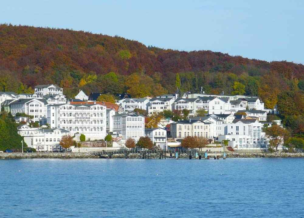 Sassnitz auf Rügen